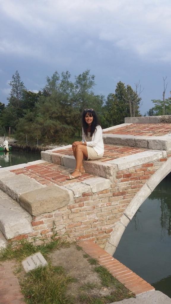 Ary seduta ponte Diavolo