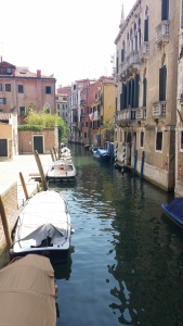 canale e barche